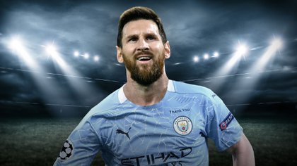 Manchester City interesado en Messi